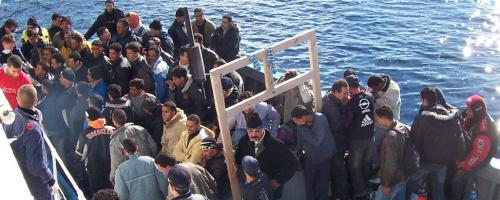 I migranti del Mediterraneo si raccontano a Futuro Remoto in un percorso interattivo