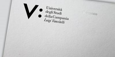 Sistema d'identità Luigi Vanvitelli. Ecco il logo