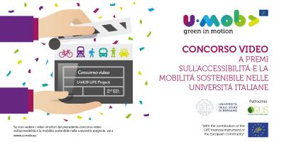 U-Mob Life, al via il concorso video europeo su trasporti e mobilità sostenibile