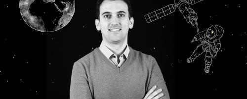Marco, istruttore per astronauti in ESA, laureato alla Vanvitelli. Scopri la sua storia