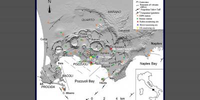 Nuovi risultati sull'attività della caldera dei Campi Flegrei dal monitoraggio del radon durante sette anni