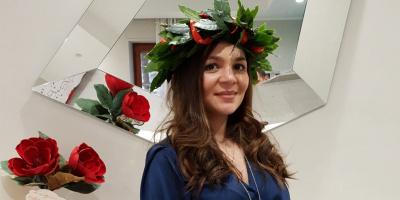 Marina, dottoressa in Medicina alla Vanvitelli, laureata col pancione. Il suo racconto su VanvitelliMagazine
